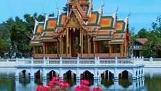 Палаци Таїланду: у головній резиденції країни вирощують рис та риболовлять