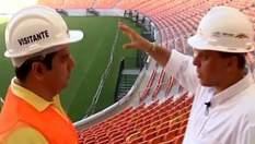 """Спортивний огляд: Бразилія гратиме проти Хорватії, на стадіоні """"Амазонія"""" не готове поле"""