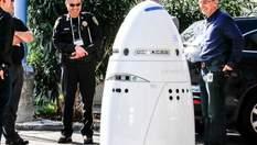 Техномания. Смартфон с функцией Polaroid и робот-охранник, который прогнозирует преступления