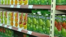 Агроновини. В Україні падає споживання соків