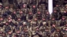 """Терористи """"ЛНР"""" зіграють у футбол проти Абхазії"""