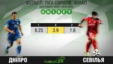 """Матч дня. """"Дніпро"""" спробує переписати історію"""