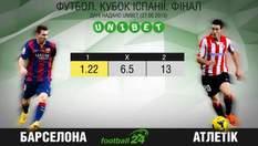 """Барселона"" против ""Атлетико"""