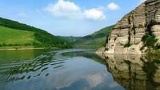 В Україні є своя пустеля, вулкан і каньйон