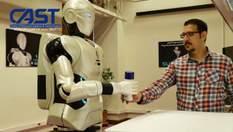 """Квадрокоптером можна керувати поглядом, а робота-гуманоїда навчили """"грати"""" у футбол"""