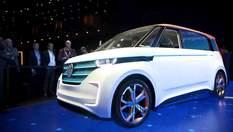 Микроавтобус 21-го века от Volkswagen и умные кроссовки с Bluetooth
