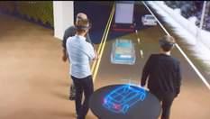 Volvo презентовал виртуальный автосалон, американцы изобрели дронов-хищников