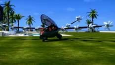Антенна из морской воды. Самолет-вертолет, на котором каждый может добраться на работу