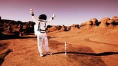 Samsung представила два новых смартфона, космический корабль, который отправит туристов на Марс