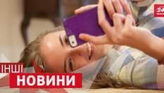 ІНШІ новини. Як смартфон перетворити на фотоапарат. Що сталося з чоловіком після пляшки віскі