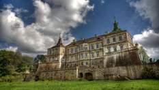 Підгорецький замок – палац, який поєднує красу та містику