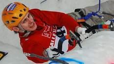 Украинец Валентин Сипавин – один из лучших ледолазов мира