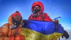 Татьяна Яловчак – первая украинка, которая побывала на самых высоких вершинах всех континентов