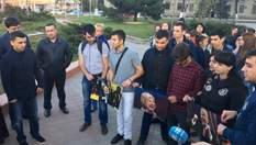 Вистава для Аксьонова: в анексованому Криму спалили портрети західних лідерів