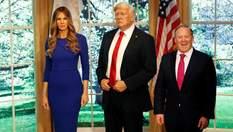 В музее мадам Тюссо установили восковую фигуру Мелании Трамп: фото и видео