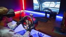Feel VR — украинский стартап, который превращает геймеров в настоящих гонщиков