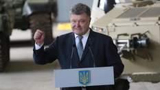 Порошенко подписал указ о спортивной реабилитации воинов АТО: что он предусматривает