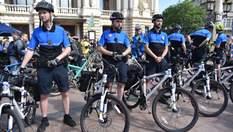 На вулиці Львова виїхав унікальний патруль поліції