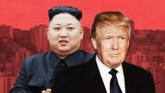 Трамп зробив тривожну заяву щодо зустрічі з лідером КНДР Кім Чен Ином
