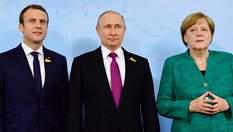 Путін спеціально розділив зустрічі з Меркель і Макроном, – експерт
