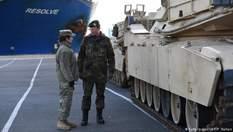 Навчання НАТО: в країни Балтії і Польщу США перекидають тисячі бойових машин