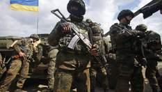 Военные ВСУ ликвидировали снайпера пророссийских боевиков вблизи Широкина