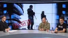 Волонтер рассказал, почему российская власть возвела колючую проволоку на границе с ОРДЛО