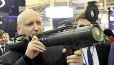Турчинов рассказал, что сможет остановить масштабное вторжение России в Украину