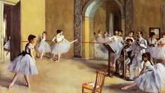 Эдгар Дега – всемирно известный художник, который изображал на полотнах украинок