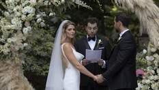 """Зірка """"Сутінок"""" Ешлі Грін вийшла заміж: фото церемонії"""