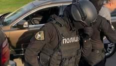 У Луцьку на хабарі затримали полковника поліції: фото