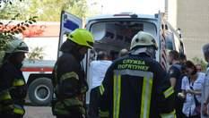 У Дніпрі вибух на підприємстві забрав життя двох людей: фото, відео