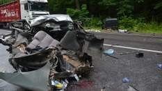Під Львовом трапилася жахлива смертельна ДТП: фото