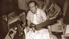 Стив Дитко – художник с украинскими корнями, который нарисовал Человека-паука