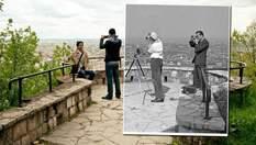 Фотограф вміло поєднав знімки ХХ століття з сьогоденням: дивовижні результати