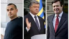 Головні новини 8 серпня: Сенцов у критичному стані, співпраця Порошенка і Манафорта, санкції