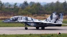 МіГ-29МУ1 – український варіант культового винищувача
