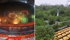 Как сейчас выглядят стадионы, построенные к Олимпиаде-2008 в Пекине: страшные фото