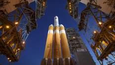NASA отправило зонд к Солнцу: невероятные фото запуска