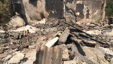 Оккупанты обстреляли Южное: фото руин