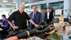 """Могут пробивать метровую броню, – Турчинов расхвалил новые украинские ракеты от """"Луча"""""""
