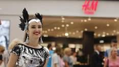 Відкриття магазину H&M в Києві: яскраві фото та відео