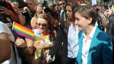 У Сербії до параду ЛГБТ приєдналися прем'єр-міністр і мер Белграда