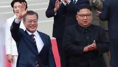 Президент Південної Кореї прибув до столиці КНДР: перші фото історичної зустрічі