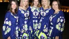 Українські шахістки на Олімпіаді вразили вишуканим вбранням