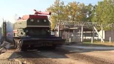 Вибухи на арсеналі біля Ічні: у Полторака показали, як ліквідовують наслідки