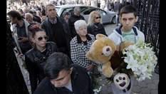 Жорстоко вбиту журналістку Марінову поховали у Болгарії: перші фото, відео