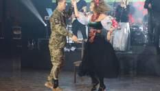 Українські воїни задля танцю приїхали в столицю з передової: зворушливий фоторепортаж