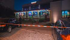 Неиспользованные патроны и следы крови: в Киеве произошла масштабная стычка – фото, видео