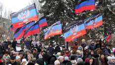"""Терор терористів: в """"ДНР"""" – масові обшуки і арешти"""